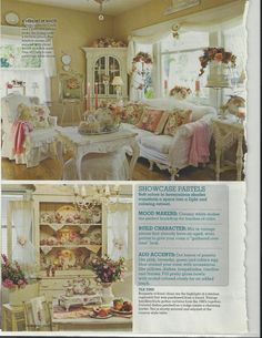 1000 images about romantic country home magazine on Home and cottage magazine