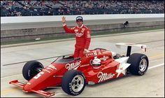How many days till the Daytona Indy Car Racing, Indy Cars, How Many Days Till, Danny Sullivan, Indy 500 Winner, Types Of Races, Daytona 500, Back Home, Champs