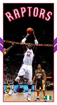 Toronto Raptors, Hakeem Olajuwon, Baseball Cards, Sports, Hs Sports, Sport