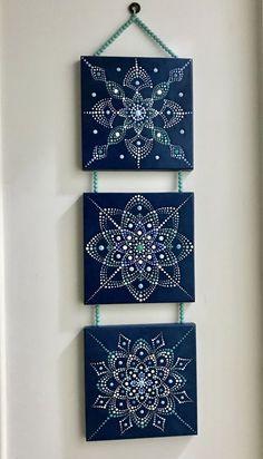 Mandala Art Lesson, Mandala Drawing, Mandala Painting, Mandala Tattoo, Dot Art Painting, Stone Painting, Painting Tattoo, Watercolor Paintings, Mandala Canvas