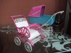 kočárky pro panenky malé - 1