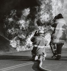firemen and fire