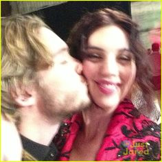 Adelaide Kane & Toby Regbo Behind the Scenes ~ Reign