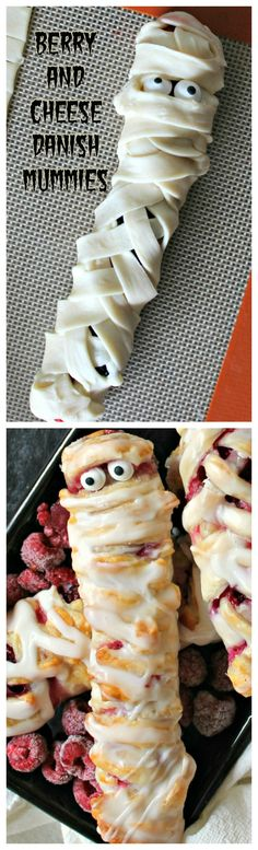 Bacon Appetizers, Great Appetizers, Easy Appetizer Recipes, Cheese Danish, Holiday Recipes, Food To Make, Berries, Breakfast, Sweet