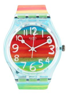 Color The Sky by Swatch.