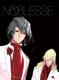 Noblesse is not a manga, but a korean manhwa webtoon written by Son Jae Ho and drawn Lee Gwang Su. It focuses about immortals which are called nobles, the main noblesse character (Rai) and his servant, Frankenstein. Rai wakes up after 820 mysterious years of sleep and they are trying to figure out why he was put to sleep. Action, battles and humor
