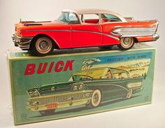 1950's toy Buick
