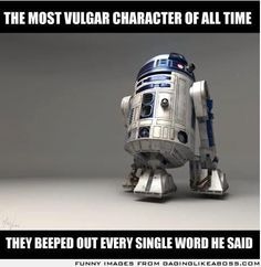 Funny pictures about Most vulgar character of all time. Oh, and cool pics about Most vulgar character of all time. Also, Most vulgar character of all time photos. Funny Star Wars Pictures, Images Star Wars, Funny Pictures, Funny Pics, Random Pictures, Cod Zombies, Star Wars Meme, Star Trek, Blunt Cards