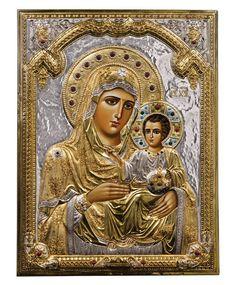 Orthodox Prayers, Christian Artwork, My Prayer, Mona Lisa, Icons, Christian Art, Symbols, Ikon