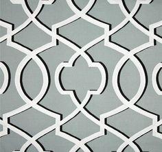 Orange U0026 Grey Modern Geometric Home Decor Fabric By The Yard, Designer  Drapery Or Upholstery Fabric, Orange Cotton Home Decor Fabric R120 |  Pinterest ...