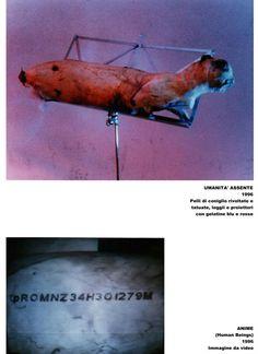UMANITA ASSENTE - ANIMA -1996