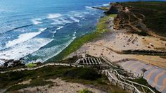 Ribeira d'Ilhas beach - A world class spot for surfing and bodyboarding. #Portugal #Europe #Summer #Holiday