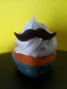 Il Cupcake coi baffi ;-)