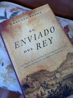 """El Blog de Isa Pérez.: El Libro de los Lunes.10: """"El enviado del Rey"""" (Ob..."""