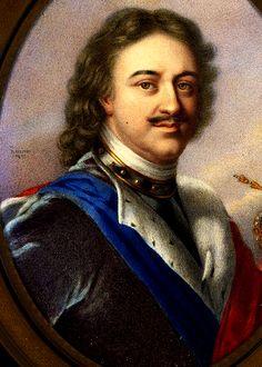 Pedro I de Rusia (Tsar Peter I The Great) 34
