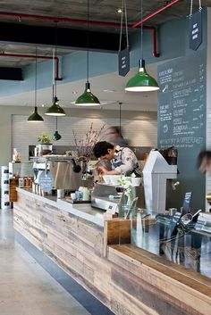 Restaurant and Bar Design Awards - Entry My Coffee Shop, Coffee Shop Design, Coffee Shops, Coffee Girl, Coffee Lovers, Bar Deco, Deco Cafe, Decoration Restaurant, Deco Restaurant