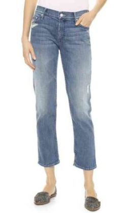 Styling Trick of the Week  Mother jeans