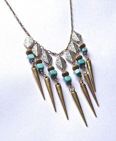 Claire de Lune. Necklace