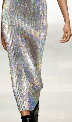 Trend Alert: Holographic Everything  by Brunette Braid