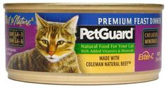 catGuard Premium Feast Dinner Cat Food, 5.5-Ounce (Pack of 8) -- Additional details at the pin image, click it  (This is an amazon affiliate link. I may earn commission from it)