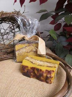 Pumpkin Crunch Bar Soap