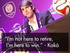 Kaka. Orlando City MLS