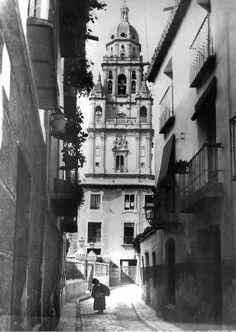 calle Fuensanta catedral Murcia