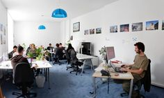 Cool Startup Office Design  #interior #layout