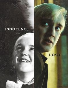 EVERY time I think of Draco I feel so sorry for him and feel like crying!