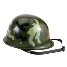 Amazon.com: Kids Woodland Camouflage Army Helmet: Toys & Games