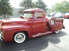 1954 ford truck - Google Search