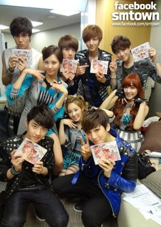 Exo K and SNSD