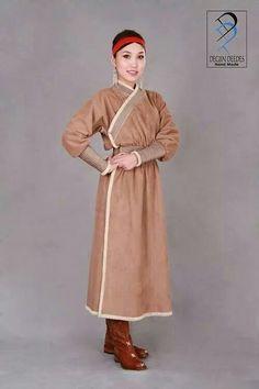Mongol deel warm and stylish
