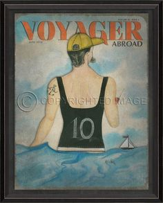 Voyager Abroad Art - June 2016