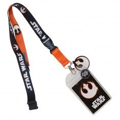 Star Wars X-Wing Pilot Costume Lanyard