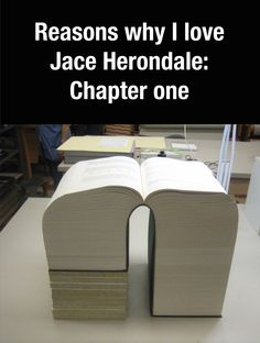 DONT FORGET WILL HERONDALE AND JEM CARSTAIRS AND MAGNUS BANE! .. I would have 3 whole volumes on each character..