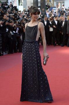 Milla Jovovich #Cannes2013