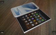 Galaxy Note 2 vs Optimus Vu