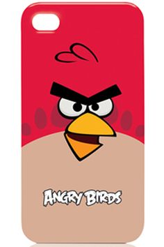 OFFICIAL ANGRY BIRDS CASE-RED BIRD !! Ipad Accessories, Angry Birds, Iphone 4, My Love, Products, Gadget