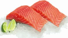 salmon. One of my favs. I'm going to let you in on a very easy way to grill salmon. 1. Start with a skin-on fillet, and marinade or season as you wish. 2. On a gas grill cover the grill with heavy duty aluminum foil and heat to medium temp. 3. use cooking spray on the aluminum foil and place fillets skin side up... when its cooked halfway flip once w/o adding any oil. the skin will stick to the foil which will, (once the salmon is cooked) leave you with a skinless fillet & a perfectly clean grill :) perfect
