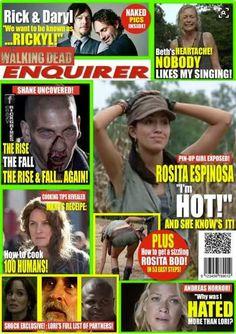 The Walking Dead #TWD #funny #fromFB