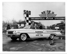 1960  history old | Automotive History: Indianapolis 500 Pace Cars (Part 4 1960-1964)