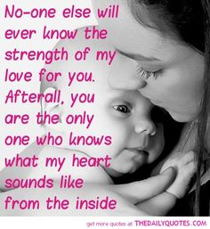 Mother Daughter Love | motivational love life quotes sayings poems poetry pic picture photo ...