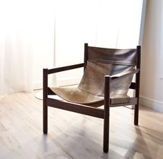 I want to make this chair, and source all materials from my farm.