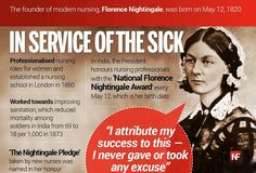 """india.today: """"Remembering the Lady with the Lamp #FlorenceNightingale who was a philosopher of modern nursing and social reformer.  #newsflicks #onthisday #nursing #internationalnursesday #hospitality #hospital #care #nurses #patient"""""""