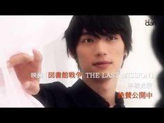 "[Clip] https://www.youtube.com/watch?v=y1jQJ-Ef0TM  Sota Fukushi, shooting of TV Guide ""dan"" - Men in Fall"