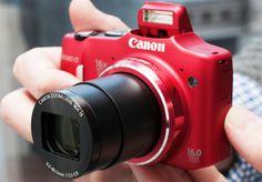 Canon PowerShot SX160 IS - CNET Reviews via @CNET