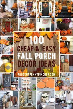 Porch Decorating, Decorating Ideas, Fall Planters, Fall Halloween, Halloween Ideas, Halloween Spider, Halloween Projects, Halloween House, Halloween Cards