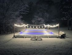 The answer is no. | 13 Backyard Rinks That Will Inspire You To Build Your Own