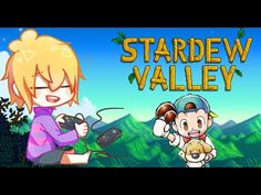 Stardew Valley : 星露谷物語【中文字幕】➲ 牧場生活 - YouTube